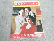 #20 EPI-LOG television magazine ( UNREAD - NO LABEL) CAPTAIN MIDNIGHT