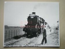 PHOTO  10 X 8 INCHES - LMS CLASS 6P5F LOCO NO 42952 NR HIGHBRIDGE 'NORTHERN FELL