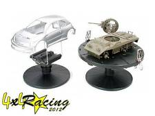 Tamiya 74522 Spray-Work Painting Stand Set supporto rotante verniciatura