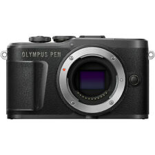 Olympus PEN E-PL10 Mirrorless Digital Camera (Body Only, Black)