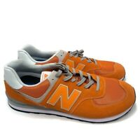 New Balance Men's 574 Leather Sneakers Size 18