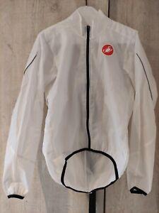 Castelli Windstopper Lightweight  Rain/Wind Cycling Jacket Size: S