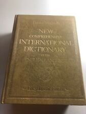 Vintage:Funk And Wagnalls New Comprehensive Dictionary Of The English Language