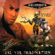 E-Pac Use yur imagination (2002, feat. Jean Beauvoir) [Maxi-CD]