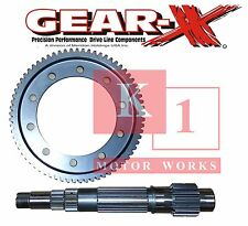 Gear X Honda B16A / LS Final Drive 4.928 Ratio B Series, Straight Cut