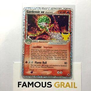 Gardevoir ex - 93/101 - Rare Holo Card - Pokemon Celebrations MINT