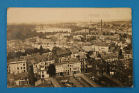 Nord 59 original Photo AK CPA Lille 1915 Rues Maisons Panorama Foto Ville 1.WK +