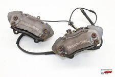 2003 MERCEDES SL500 R230 FRONT LEFT RIGHT BREMBO BRAKE CALIPER CALIPERS /MB2