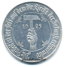 GERMANIA 1925 MEDAGLIA PROPAGANDISTICA RENTENMARK
