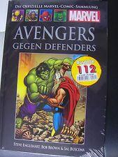 Die offizielle Marvel- Comic Sammlung Nr. 112 * Avengers gegen Defenders XXVII