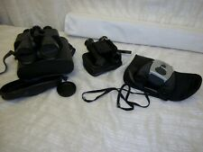 3 X Binoculars Golf, Stag, Horse Racing            I-9230-JH-W49