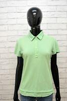 Polo Donna FRED PERRY Taglia XL Blusa Camicia Maglia Manica Corta Shirt Woman