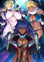 Welcome to the Forest of Hentai Elf #2 From Japan Anime New