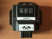 Chiptuning Porsche 958 Cayenne Turbo / Turbo S   Tuning Box Caymax III   NP1599€