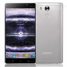 XGODY Unlocked 6 Inch 3G/2G Smartphone 5.0MP Android 5.1 Mobile Phone GPS 4Core