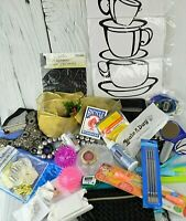 Lot of 55 Junk Drawer Misc Items Kitchen Party Fitness Accessory Clutch Health