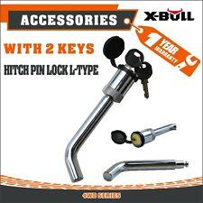 X-BULL  Hitch Pin Lock Security Tow Ball Bar 5/8 L- type Caravan Trailer Parts