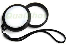 52mm White Balance WB Lens Cap for Nikon D70 D80 D60