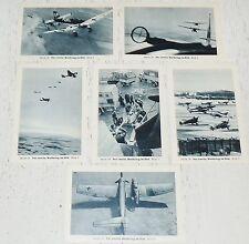 PHOTOS IMAGES EILEBRECHT 1952 1939-45 WW2 STALINGRAD-NÜRNBERG SERIE 34 LUFTWAFFE