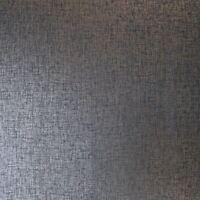 Holden Decor Industrial Texture Navy Metallic 10m Wallpaper 12842