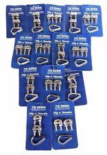 LOT OF 14 NEW TIE DOWN AYA20 CLIP AND THIMBLE KITS 5/16