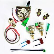 Mad Hatter Terminator SVST-IBZ Solderless Guitar Wiring Harness System