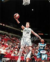Katie Smith Signed 8x10 photo WNBA PSA/DNA Autographed Lynx