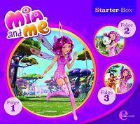 MIA AND ME - STARTER-BOX 3 CD NEW