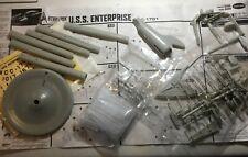 2003 Polar Lights STAR TREK U.S.S. Enterprise NCC-1701 Model #4205 Opened Kit