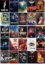 Lotto 25 DVD Horror