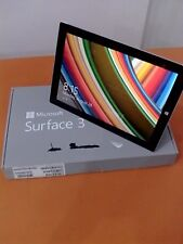 Microsoft Surface 3 Multi-Touch Tablet (64GB 4G LTE, Windows 10, Silver)