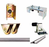 Bolt Down Sliding Gate Kit; track,wheels,guides etc