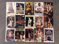 HALL OF FAME Basketball Card Lot 1991-2020 MICHAEL JORDAN LEBRON JAMES SHAQ +