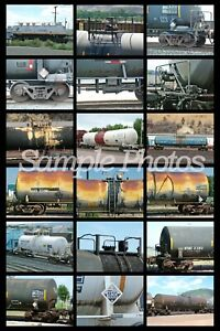 No Frills Prototype CD Picture Guide to Modeling Tank Cars Over 400 Photographs!