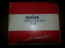 Briggs and Stratton Battery Charger 395569 NOS