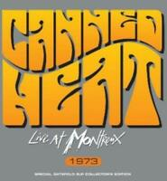 Canned Heat Live At Montreux Jazz Festival 1973 2 LP Vinyl Record