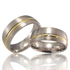 2 Trauringe 925 Silber GRAVUR + Etui Eheringe Verlobungsringe Partnerringe A29