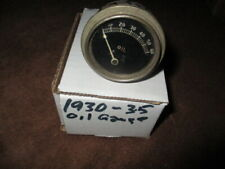 1930-1935 oil pressure gauge Gm and other cars