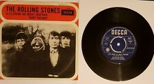 """ROLLING STONES """"LET'S SPEND THE NIGHT TOGETHER"""" HOLLAND PS 1966 ORIG."""