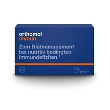 Orthomol Immun 30 strong body, stop allergies radiation therapy antibiotics medi
