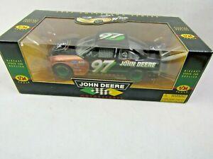 John Deere Nascar Diecast 1:24 Scale Stock Car Replica 1997 Collector Series