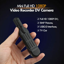 HD Camera Pen 1080P Audio Video Recording Recorder Hidden Mini DVR +16GB TF Card