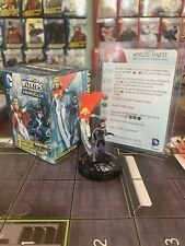 Heroclix DC D-013 Worlds Finest Convention Exclusive Power Girl Huntress LE