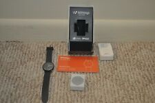 Withings Activité Pop Black Complete in box with New Battery
