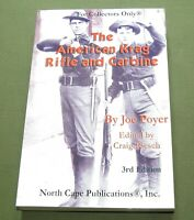 """AMERICAN KRAG RIFLE & CARBINE"" US SPAN-AM PHILIPPINES .30-40 GUN REFERENCE BOOK"