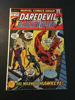 Daredevil #99, VF 8.0, Black Widow, Hawkeye, Avengers