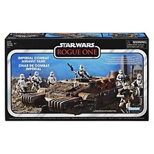 Star Wars Rogue One Vintage Collection Imperial Combat Assault Tank