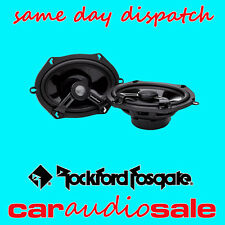 "ROCKFORD FOSGATE T1572 5X7 5""X7"" 2 WAY COAXIAL FULL RANGE CAR VAN SPEAKERS"