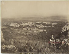 Algérie Tlemcen Tala Imsan Neurdein Vintage albumen Tirage Albuminé ca 1880