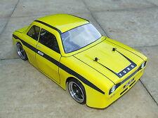 Ford Mark 1 Escort body 1:10 plus decal kamtec Tamiya lexan